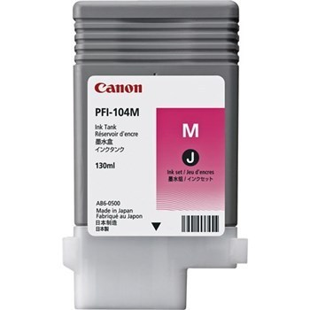 Canon 104 Magenta Ink