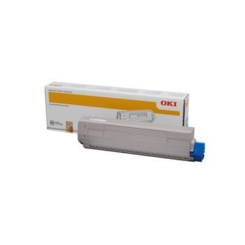 OKI Toner cartridge Black 7,300 pages
