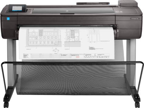 "HP DesignJet T730 36"" Printer Including 1 Year Warranty"