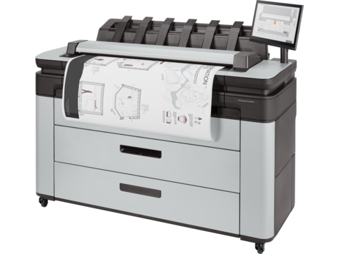 HP DesignJet XL 3600 Multifunction Printer series including 5 Year Warranty